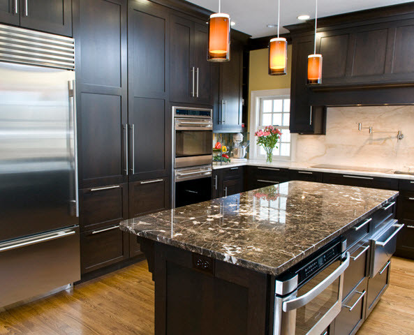 Granite state cabinetry bedford nh contemporary for Cabico kitchen cabinets
