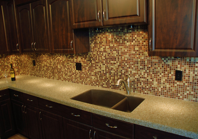 Granite Transformations St Louis - Traditional - Kitchen - St Louis - by Granite Transformations ...
