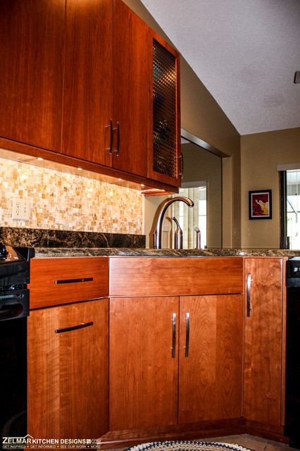 Grant Cabico Zelmar Kitchen Remodel Transitional Kitchen Orlando By Zelmar Kitchen