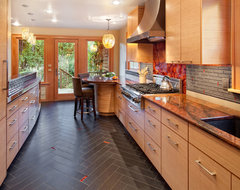 Grant Park Kitchen Remodel contemporary-kitchen