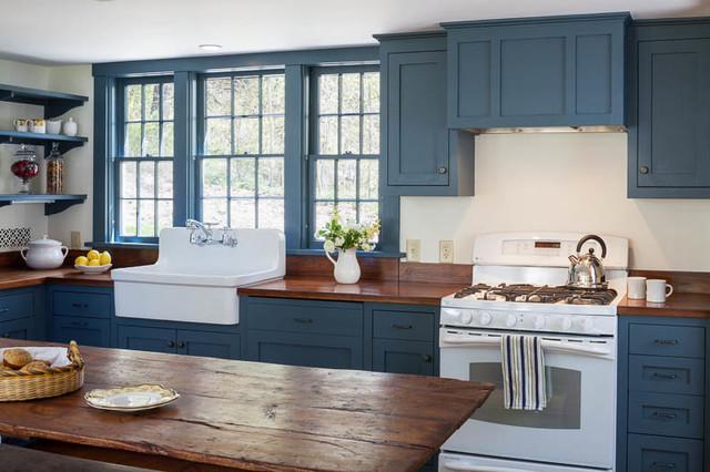 Grapevine Cottage Concord Ma Country Kitchen Boston
