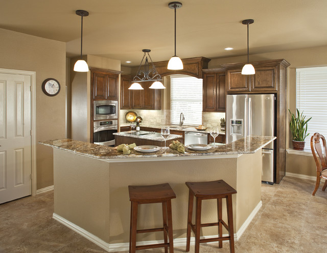 Grapevine Texas Kitchen Remodeling traditional kitchen