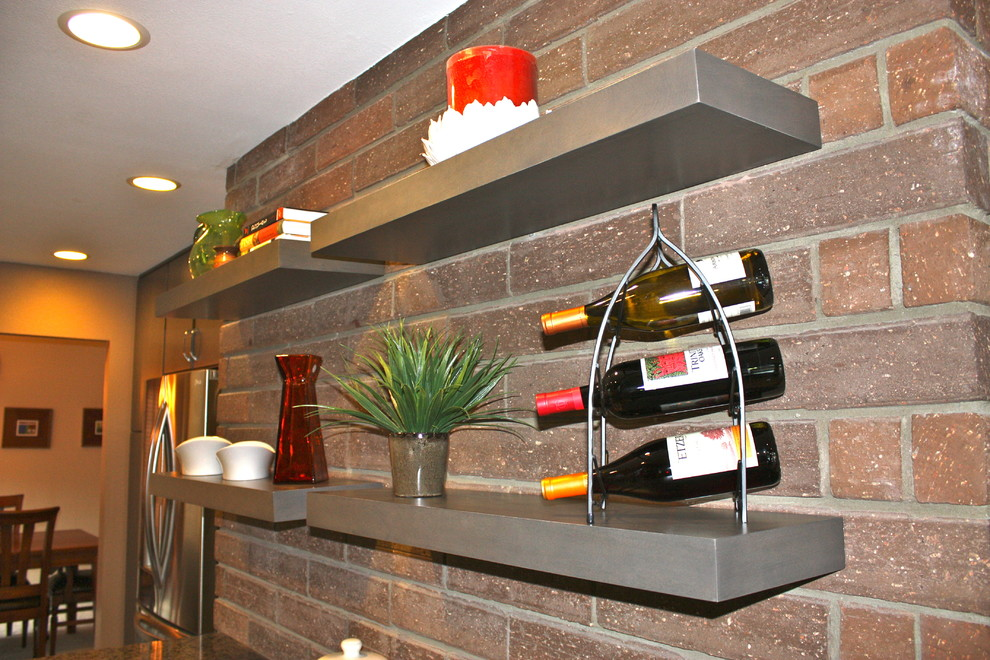 gray floating shelf kitchen miramar kitchen and bath img 5b a37bbd 9 0646 1 73a328e