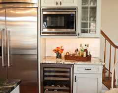 Jenny Rausch traditional-kitchen