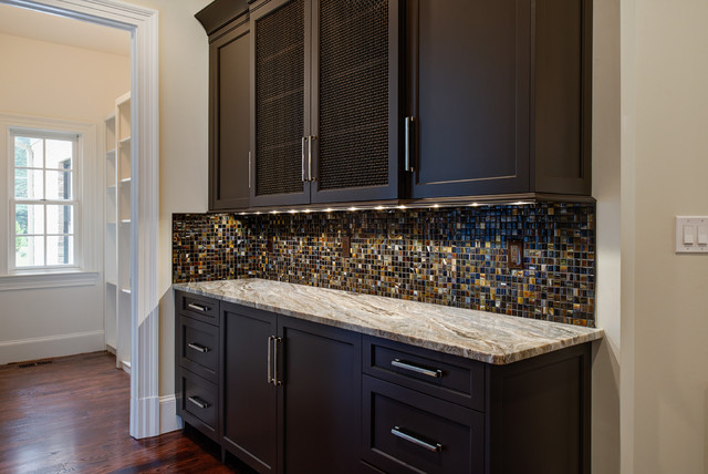 Great Falls Speculative Home Traditional Kitchen Dc