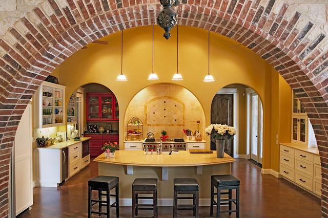 Great Kitchens mediterranean-kitchen