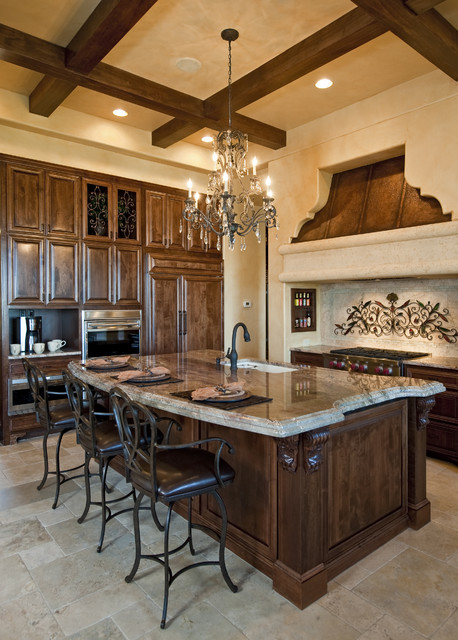 Great kitchens mediterranean kitchen austin by for Kitchen design houzz
