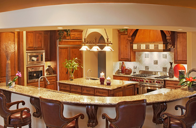Great Kitchens mediterranean kitchen
