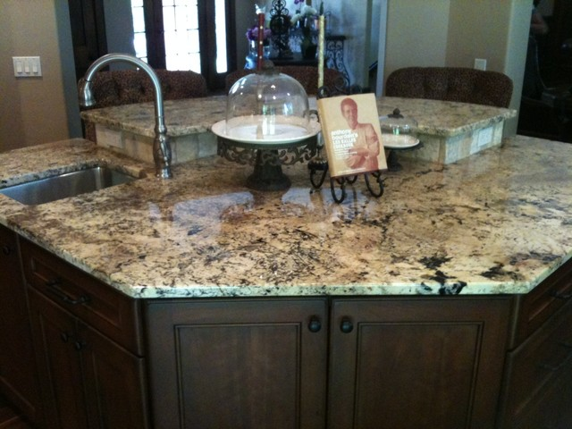 Great Lakes Granite kitchen