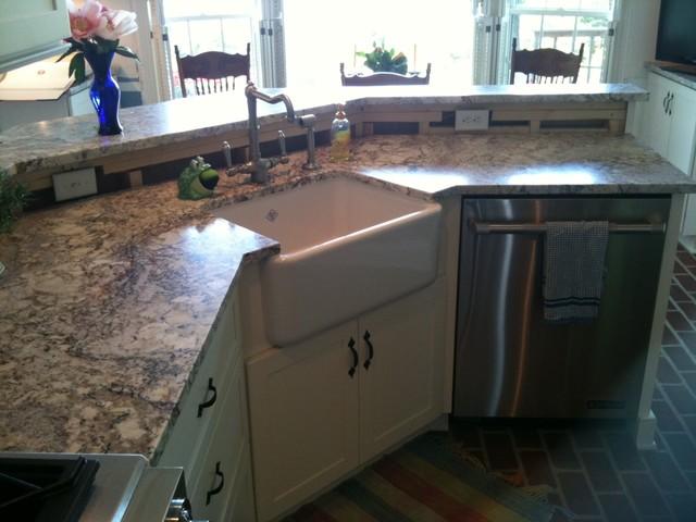 Great Lakes Granite kitchen