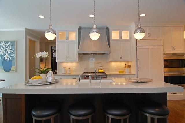 Great Neighborhood Homes transitional-kitchen