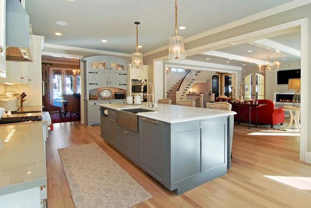 Great Neighborhood Homes eclectic-kitchen