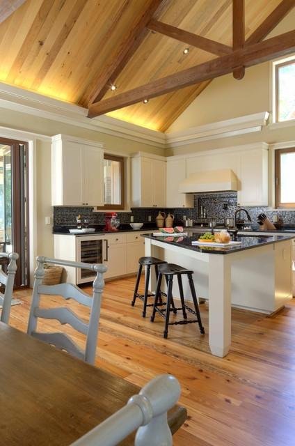 Great Room Kitchen contemporary-kitchen