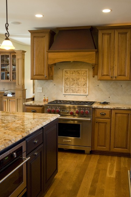 GREAT Room traditional-kitchen