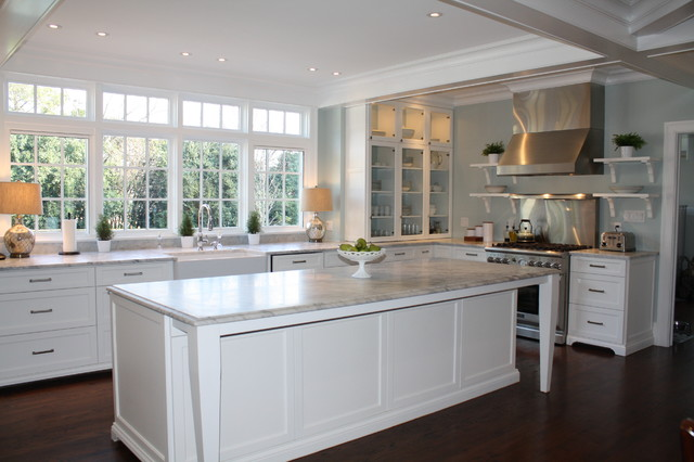 Great Use Of Space In Kitchen Eclectic Kitchen Charlotte By