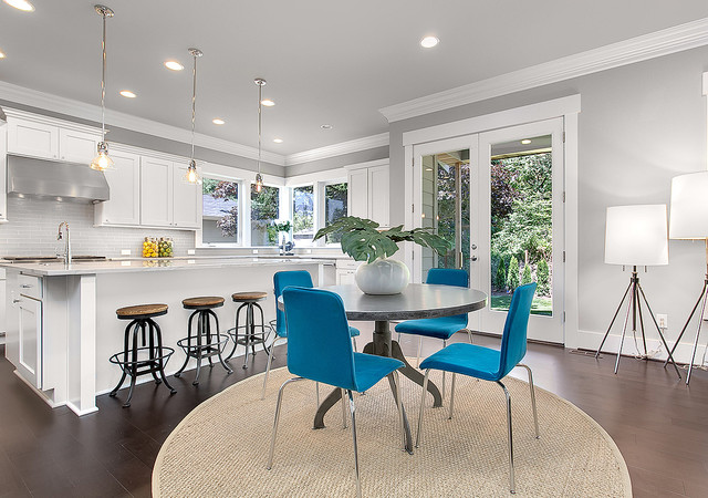 Greater seattle area the bodrum nook traditional for Seattle area home builders