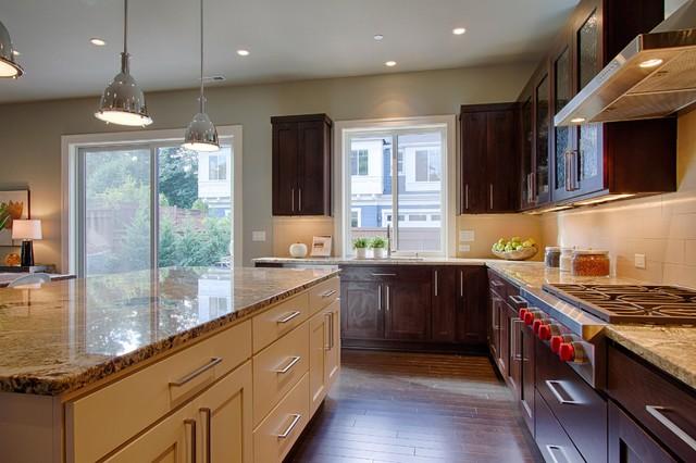 10. Kitchen. The Milan Home Design transitional-kitchen