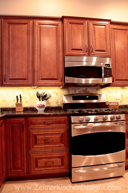 Green Kitchen & Home Remodel traditional-kitchen