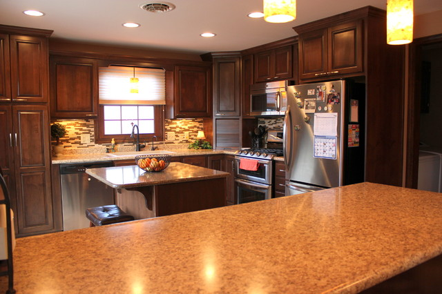 Greenbriar Road Remodel traditional-kitchen