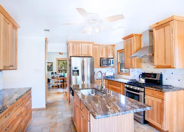 Greene contemporary-kitchen