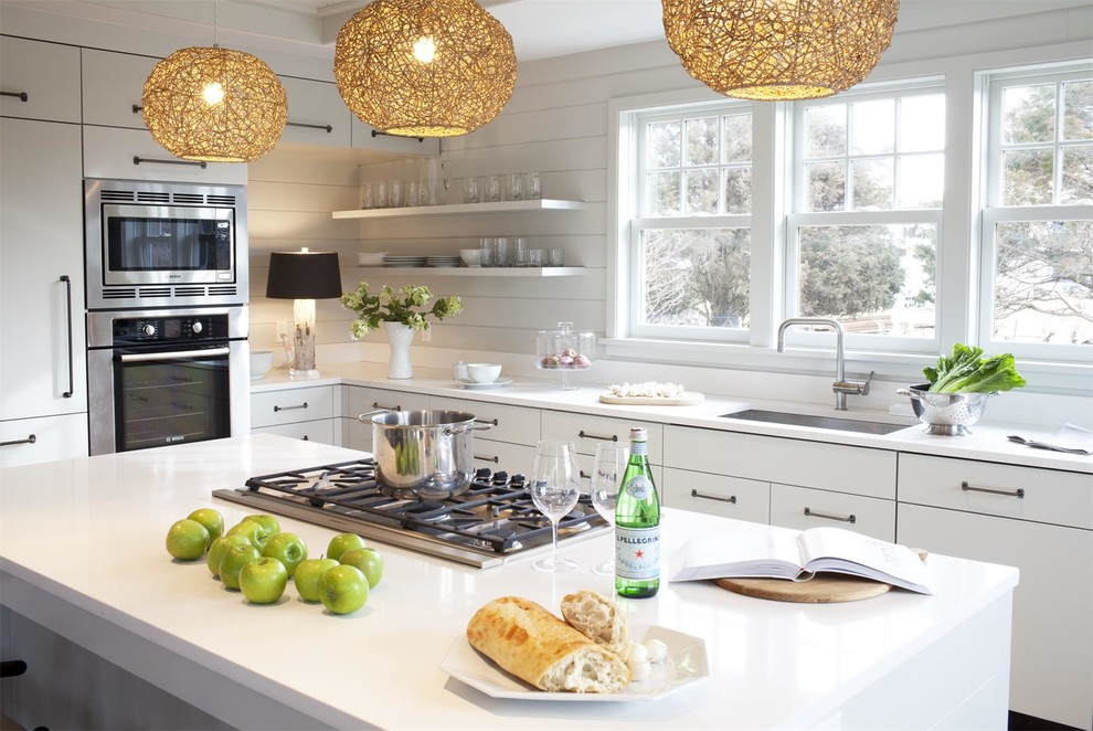 GREENFIELD CABINETRY - Beach Style - Kitchen - Other - by ...