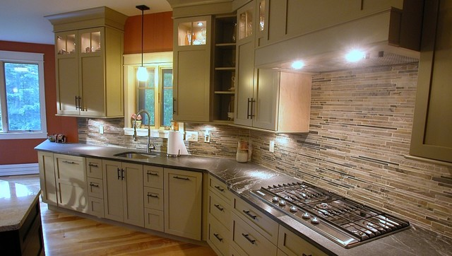Greenfield Cabinetry traditional-kitchen