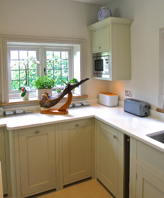 Greenham Neptune Country Kitchen Berkshire By Ben Heath Interiors