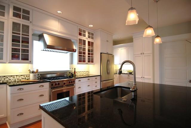 Greenlake 1920 39 s era home kitchen remodel traditional for 1920 kitchen design ideas