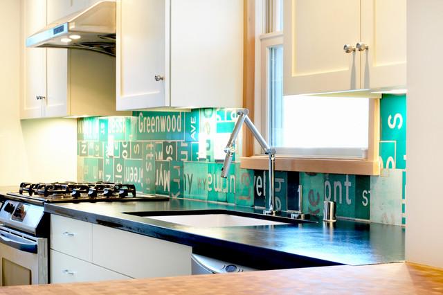 Greenlake Kitchen eclectic-kitchen