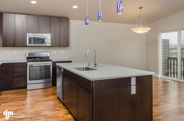 Greenpoint  Contemporary  Kitchen  other metro  by Spinell Homes