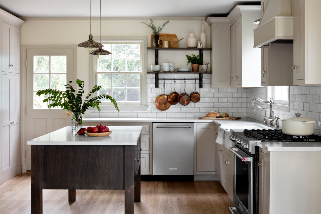 How To Make The Most Of Your L Shaped Kitchen Cutting Edge Builders