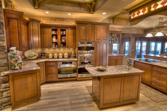 Greenview Remodel traditional-kitchen