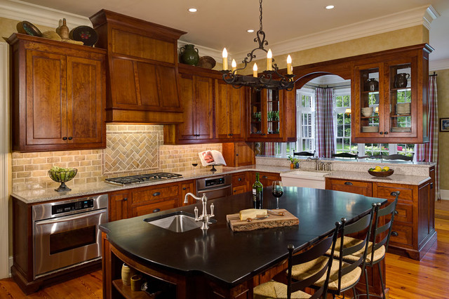 Greenville One Traditional Kitchen Other By Dullea And Associates Inc
