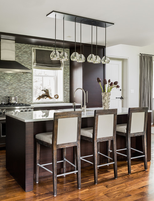 Greenwich Ct Carriage Guest Cottage Transitional Kitchen Boston By Eric Roseff Designs