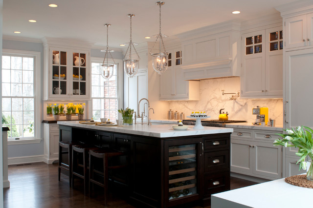 Greenwich CT Kitchen - traditional - kitchen - other metro - by