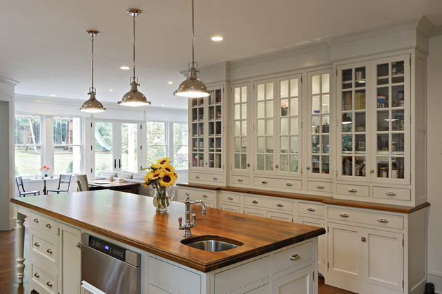 Greenwich Ct Traditional Kitchen Other By
