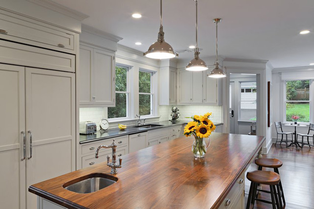 Greenwich, CT - Traditional - Kitchen - other metro - by ...