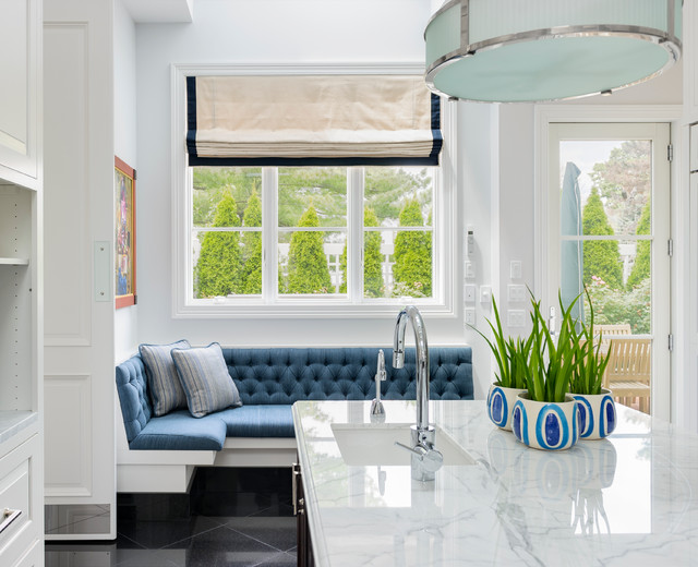 Greenwich Ct Townhouse Transitional Kitchen New York By Shell Decor
