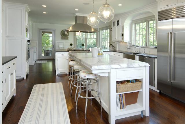Greenwich Home contemporary-kitchen