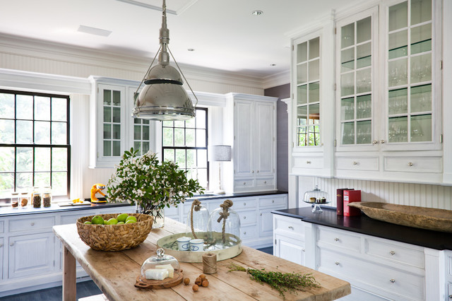 greenwich traditional kitchen new york by thom filicia inc. Black Bedroom Furniture Sets. Home Design Ideas