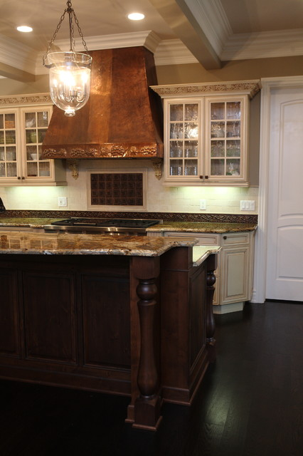 Greenwood Project traditional-kitchen