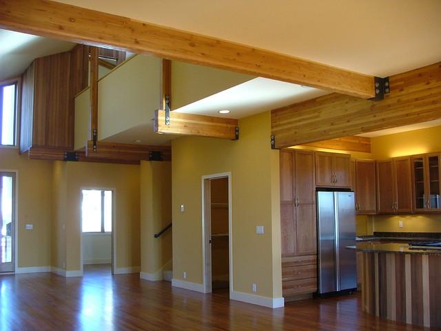 Greenwood Residence - Modern Living Room modern-living-room