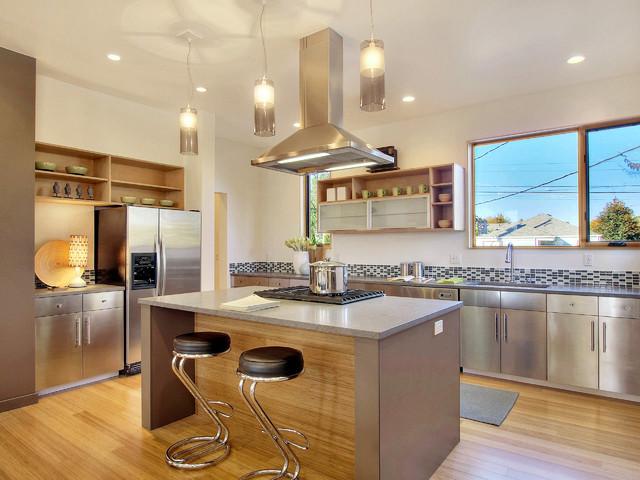 Greenwood Residence modern-kitchen