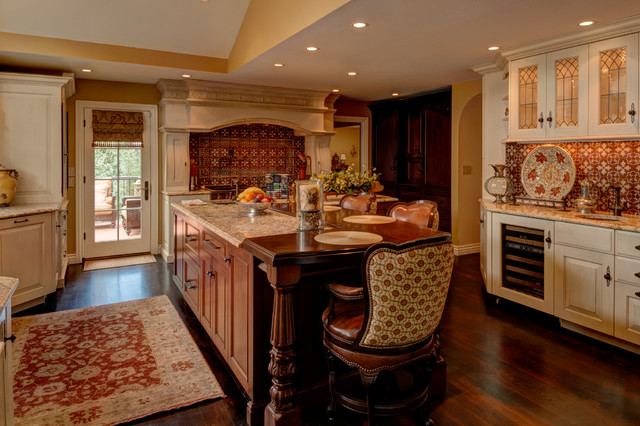 Greenwood village traditional kitchen denver by Kitchen design for village