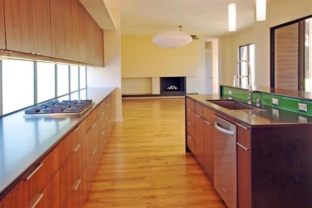 Greico Designer Builders Dallas Modern Kitchen