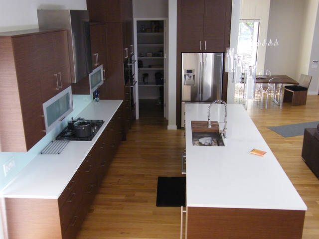 Greico Designers/Builders - San Leandro Project modern-kitchen