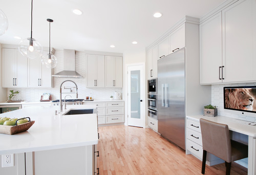 How to pair a greige kitchen