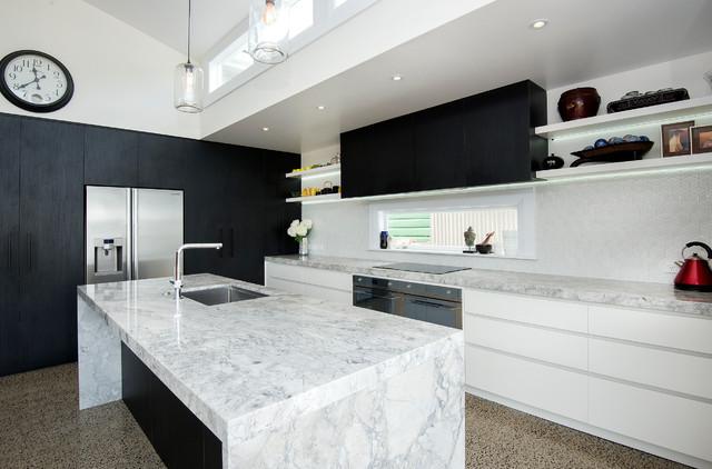 Grey Lynn Contemporary Kitchen Auckland By Suzanne Allen Design