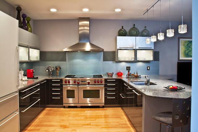 Greystone Contemporary Kitchen Atlanta By Concepts