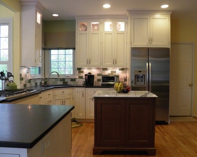 Gross Kitchen 2 - Contemporary - Kitchen - DC Metro - by Cameo ...
